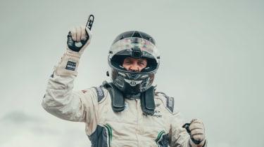 Continental GT Pikes Peak record - Rhys Millen