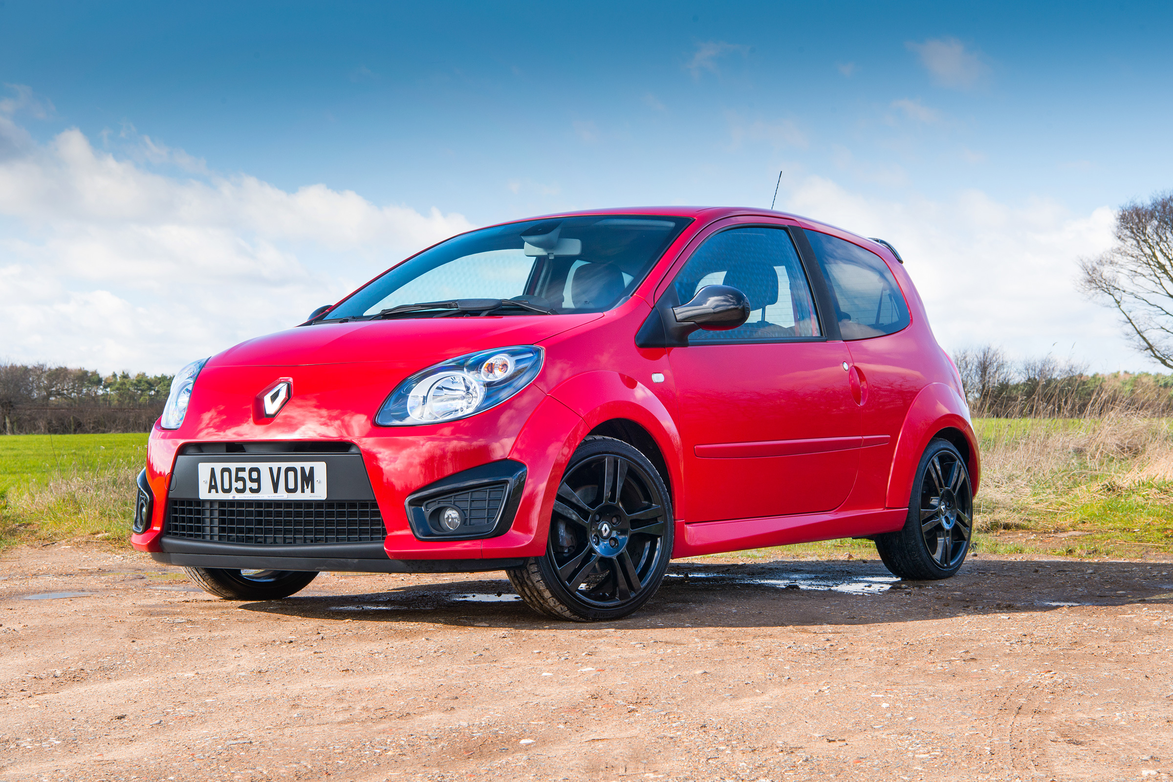 Renault Sport Twingo 133 (2008-2013): review, specs and