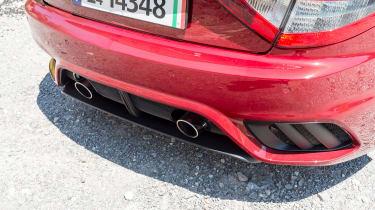 Maserati GranTurismo - rear detail
