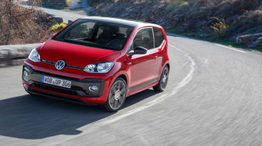 Volkswagen Up GTI 2018 front