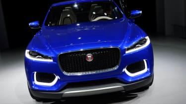 Frankfurt motor show 2013 Jaguar C-X17