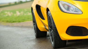 Lotus Elise Sprint 220 - Headlight