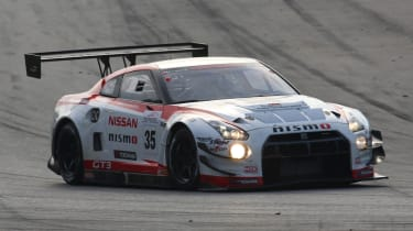 Nissan GT-R returns to Bathurst