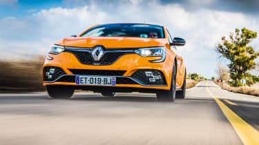 Renault Megane R.S. front
