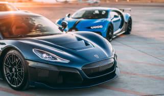 Bugatti-Rimac – fronts