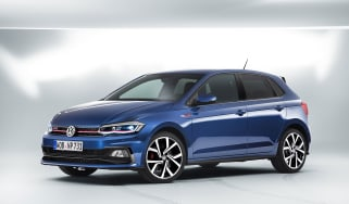 2018 VW Polo GTI – Front