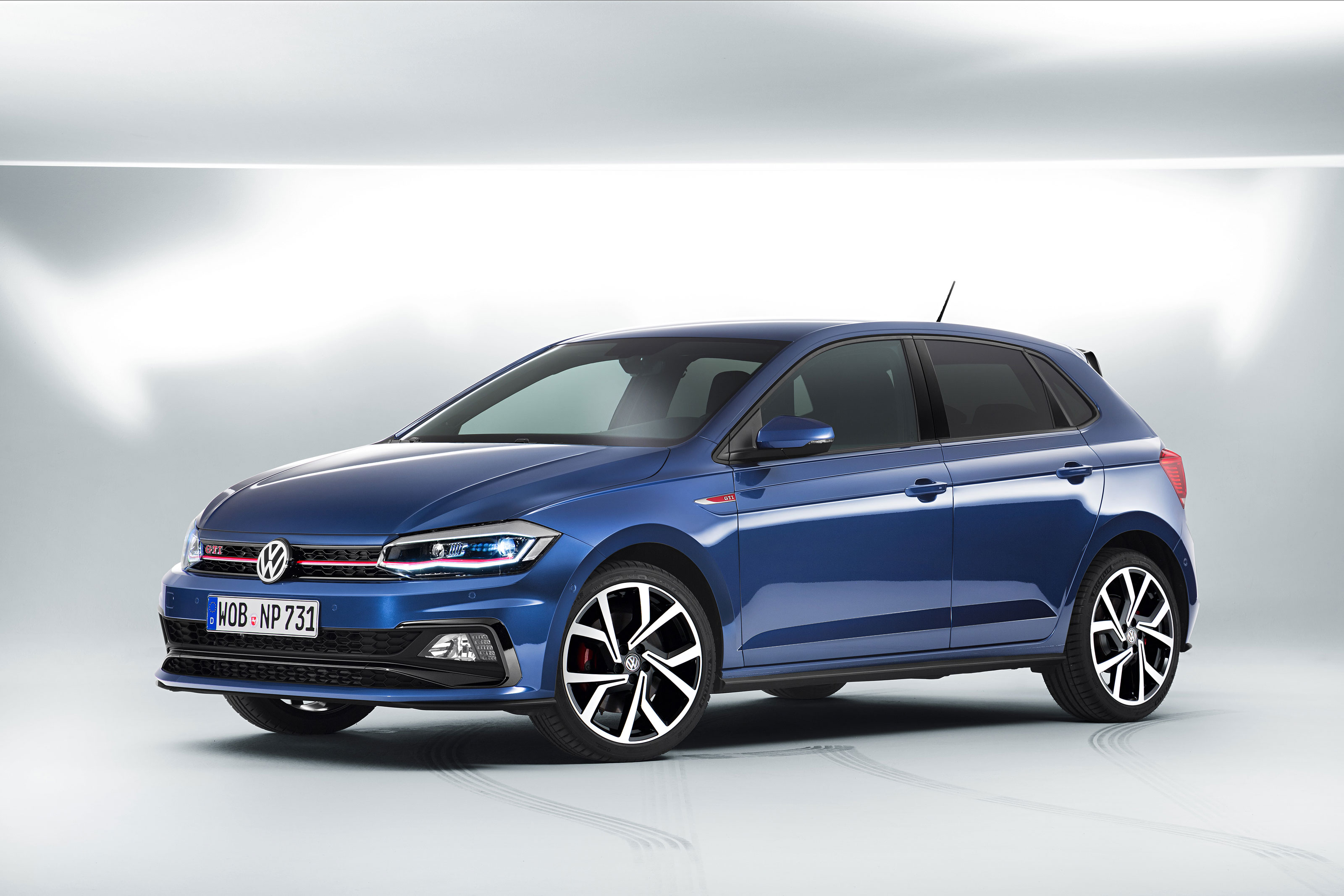 All New Volkswagen Polo Gti Revealed Alongside Rest Of New Polo Range Pictures Evo