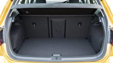 Volkswagen Golf boot