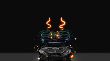 Cao Fei BMW Art Car - front