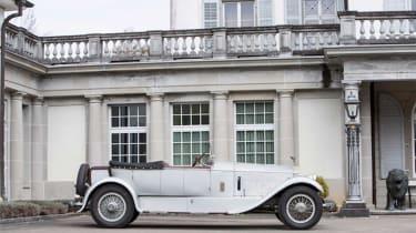 Bonhams Spa Classic - Rolls Royce Silver Ghost