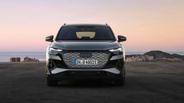 Audi Q4 e-tron – front