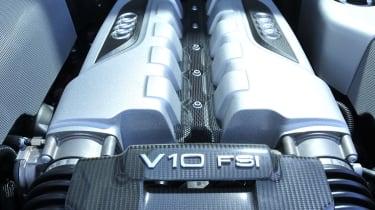 Audi R8 V10 engine