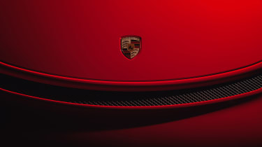 2017 Porsche 911 GT3 - Porsche badge