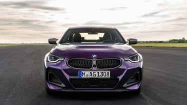 BMW 2-series 2021 – nose static