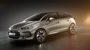 New Citroen DS5 news and pictures