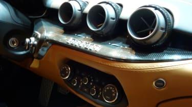 Ferrari F12 Berlinetta air vents