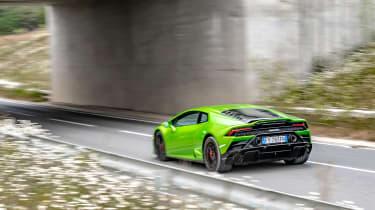 Lamborghini Huracán Evo RWD – rear pan