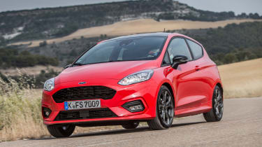 Ford Fiesta ST-Line - front static