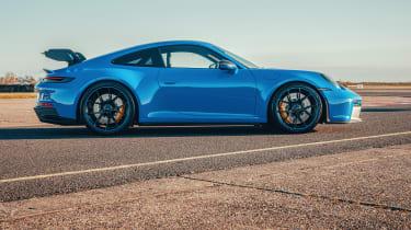 992 Porsche 911 GT3 side