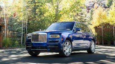 Rolls-Royce Cullinan static