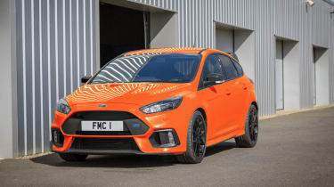 Ford Focus RS Heritage Edition - front