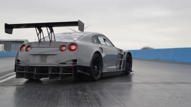 JRM GT23 - rear quarter