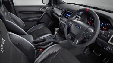 2018 Ford Ranger Raptor  – interior