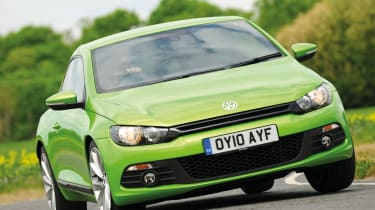 VW Scirocco buying guide