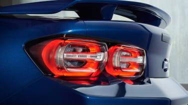 Chevrolet Camaro MY19 - rear lights SS