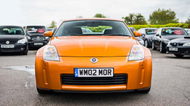 Nissan 350Z – front