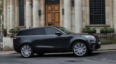 2021 Land Rover Range Rover Velar – pan city