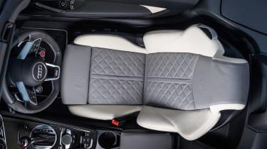 Audi TT RS Roadster – Interior