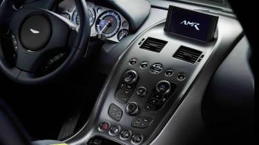 Aston Martin Rapide AMR studio - dash