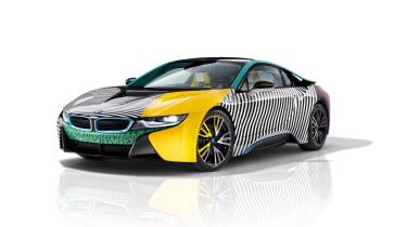 BMW MemphisStyle i8 - front
