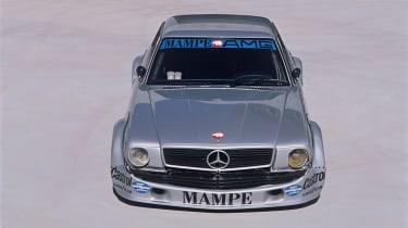 Mercedes-Benz 450 SLC AMG - Front