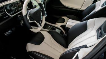Performance specialist Saleen tweaks Tesla Model S