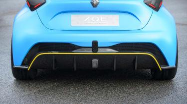 Renault Zoe E-Sport - rear
