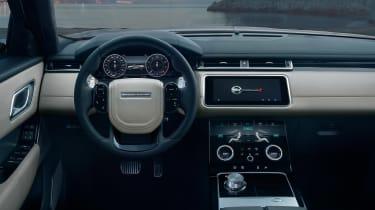 Range Rover Velar SV Auto - dash