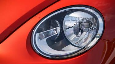 Volkswagen Beetle R-Line headlight