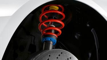 BMW M2 Competition M performance Parts – suspension