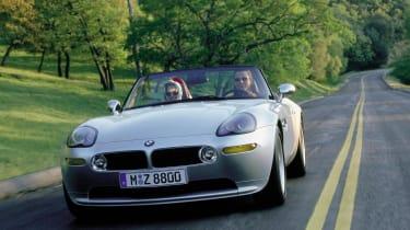 BMW Z8 – front