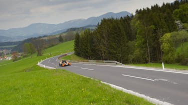 Rechberg hill climb