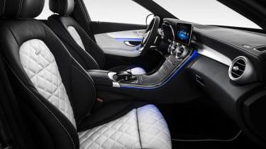 Mercedes-Benz C-class – interior
