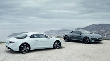 Alpine A110 Pure and Legende - pair