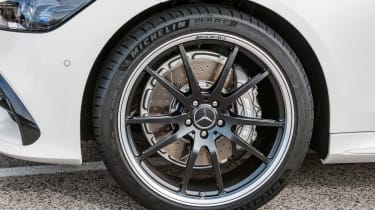 Mercedes GT 53 4-door - wheel