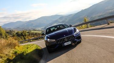 Maserati Ghibli MY2021 Lusso – tracking