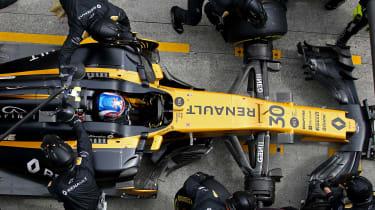 F1 Malaysia - Renault