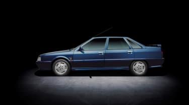 1987 Renault 21 Turbo