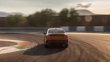 All-new 2022 Subaru WRX – rear