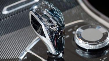 BMW 8-series concept - gear selector
